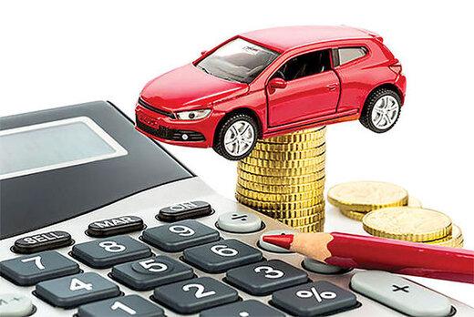 مالیات سالانه انواع خودروهای