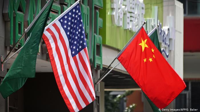 آمریکا و چین چگونه در ایام شیوع کرونا