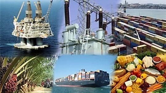 صادرات نیجریه در سه ماهه نخست سال 2021