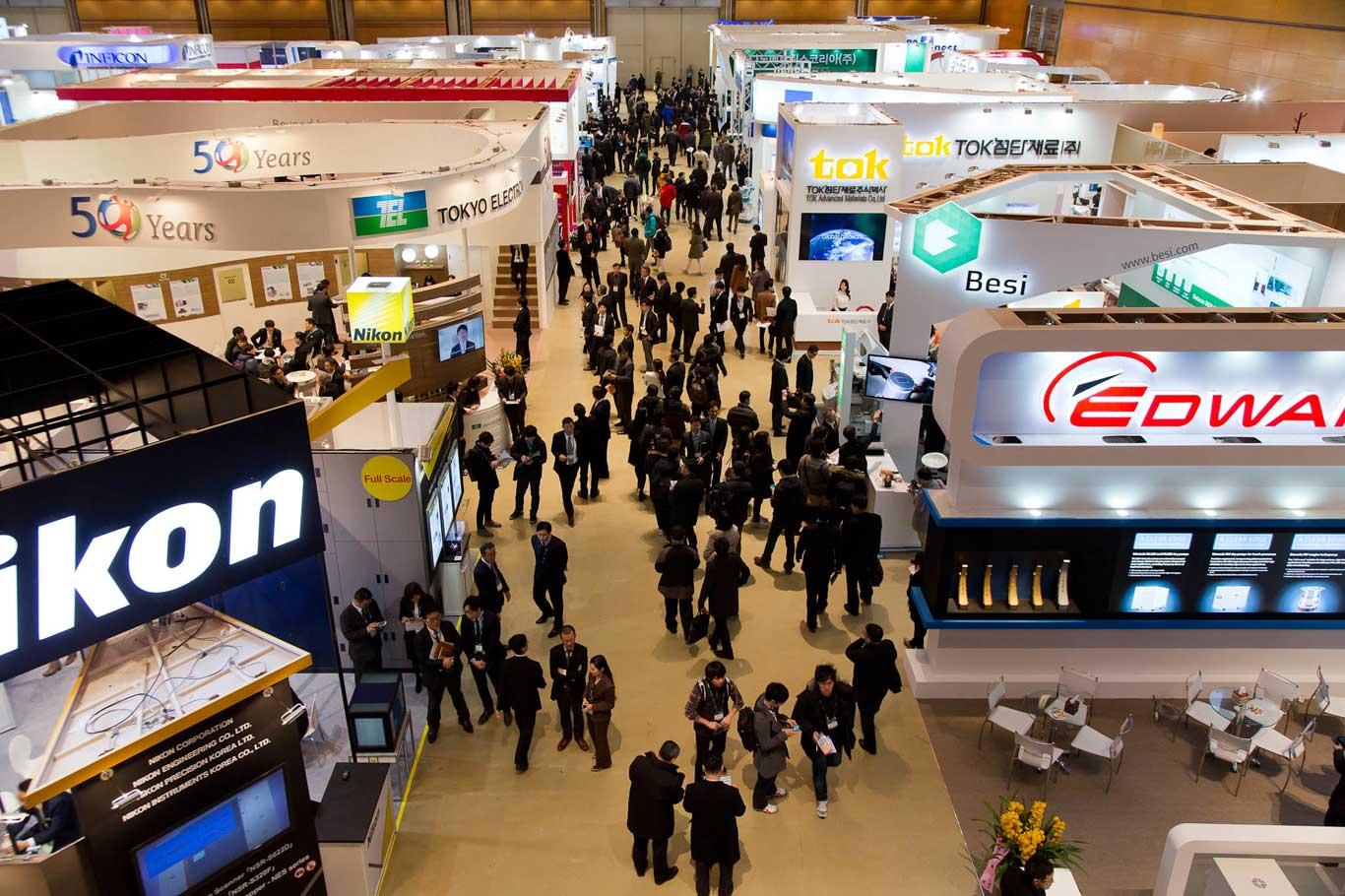 نمایشگاه سالانه انجمن واردکنندگان کره جنوبی